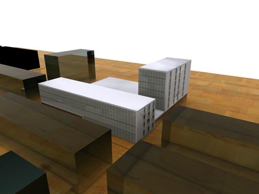 EDIFICIO PLURIFAMILIAR GRANOLLERS. Arquitecto Granollers - Estudio de Arquitectura Barcelona