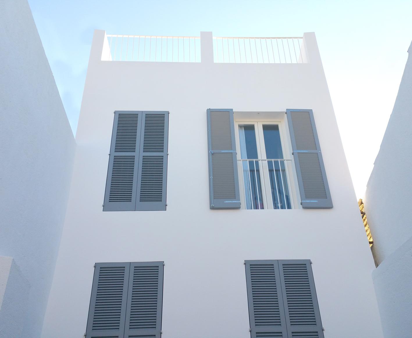Vivienda unifamiliar Portocolom - Mallorca - Arquitecto Mallorca