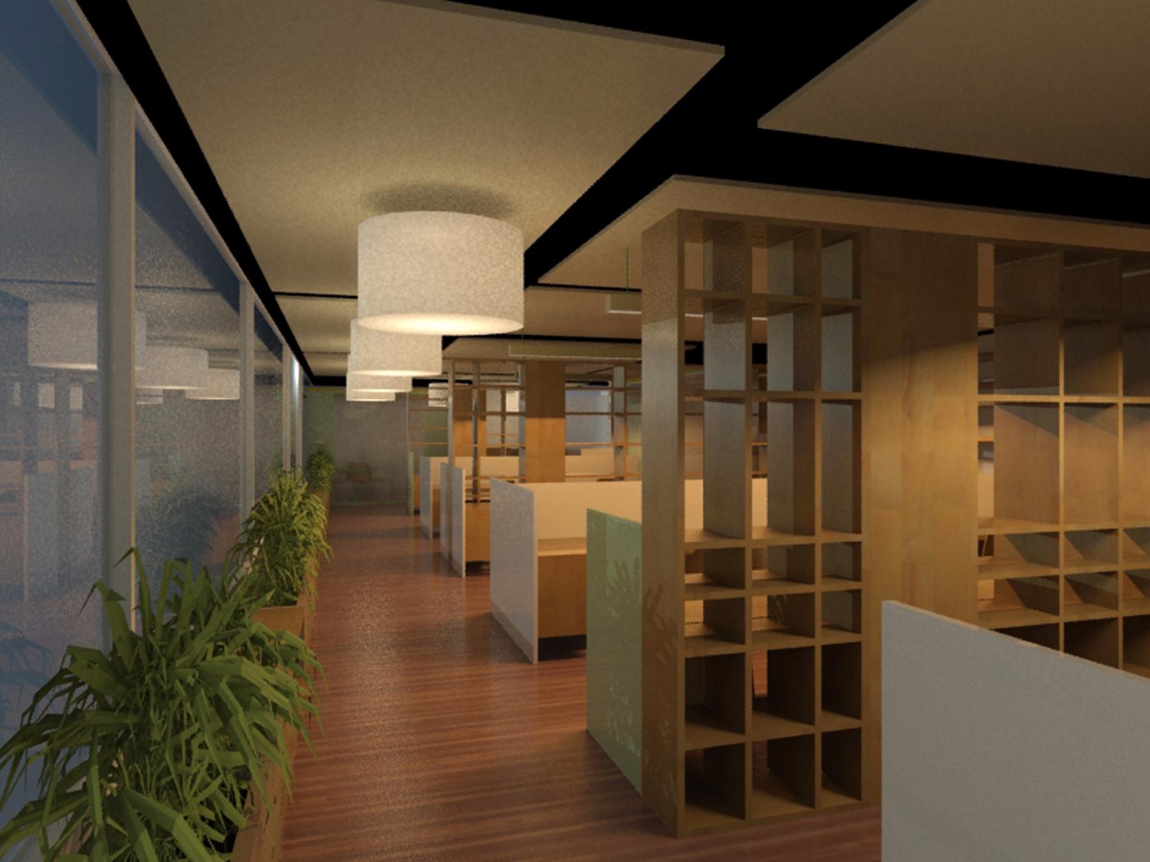 PROPUESTA OFICINAS HOTEL ARTS - Arquitectura Barcelona - Arquitecto Hotel Arts - Arquitecto Barcelona