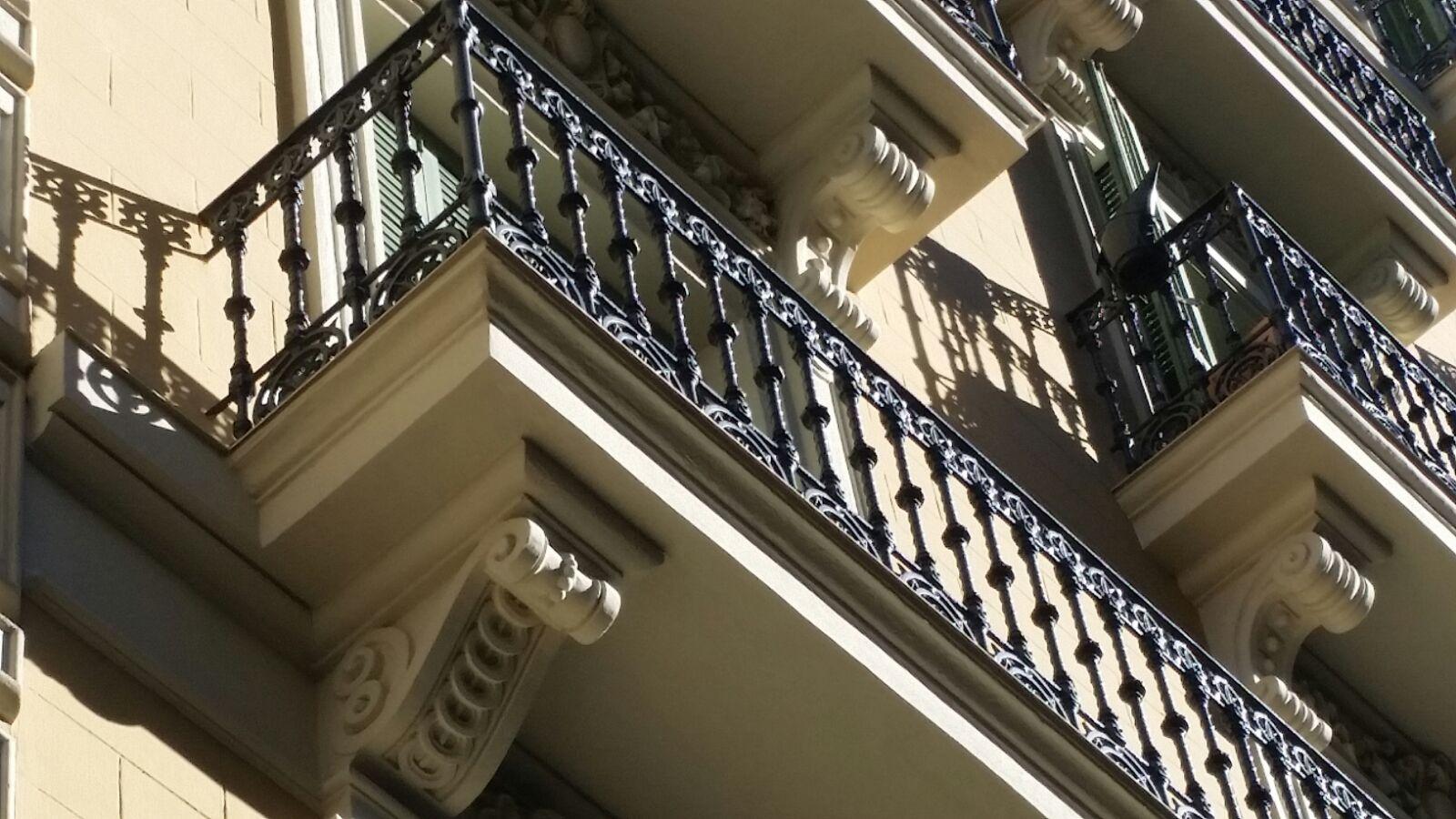 Rehabilitación fachada Rbla. Catalunya 120 de Barcelona - Arquitecto Barcelona - Despacho de Arquitectura Barcelona