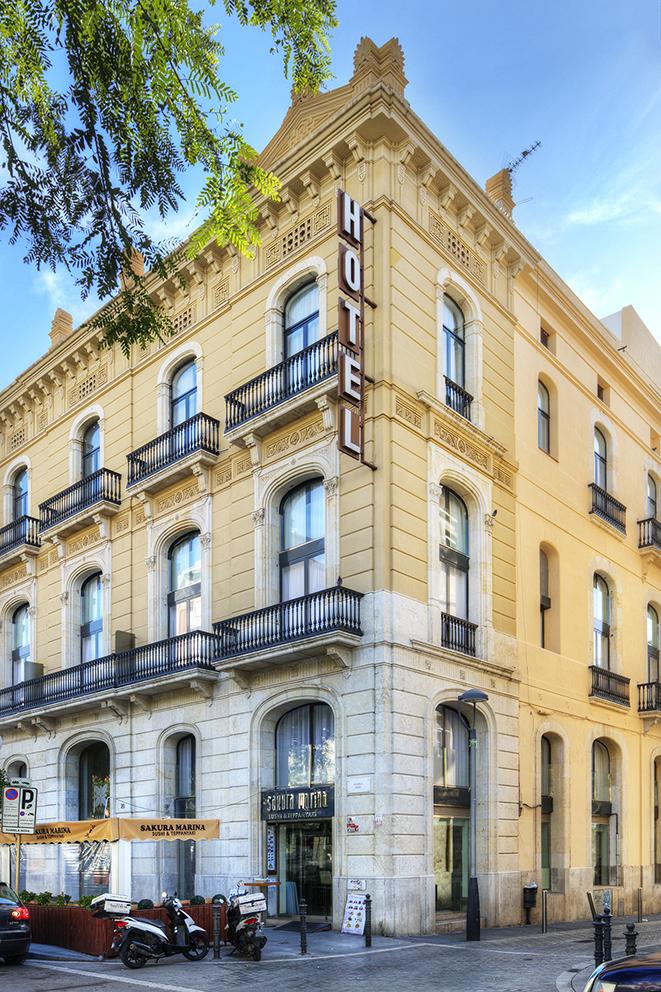 Reforma de 37 apartamentos y rehabilitación de las fachadas