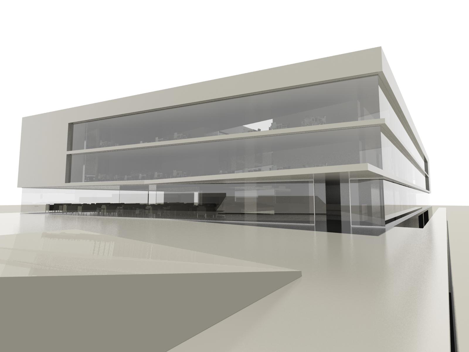 Residencia geriátrica en Reus - Tarragona - Arquitecto Especializado en Geriátricos - Arquitectura Geriátrica