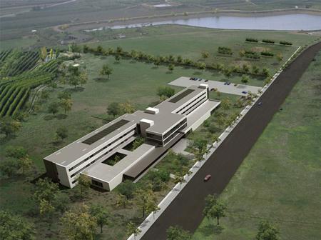 Concurso residencia Geriátrica en Miralcamp - Arquitectura Geríatricos - Arquitecto Geriátricos - Arquitectura residencia ancianos