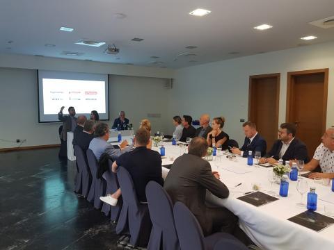 Gor arquitectes participa en la Conferencia de Catrus Capital 2018